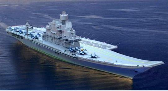 印度期望航母超越中国,结果8个锅炉全坏了