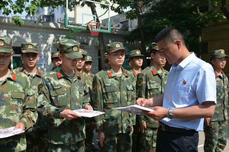 中国拥军人网临汾市拥军联络站正式成立