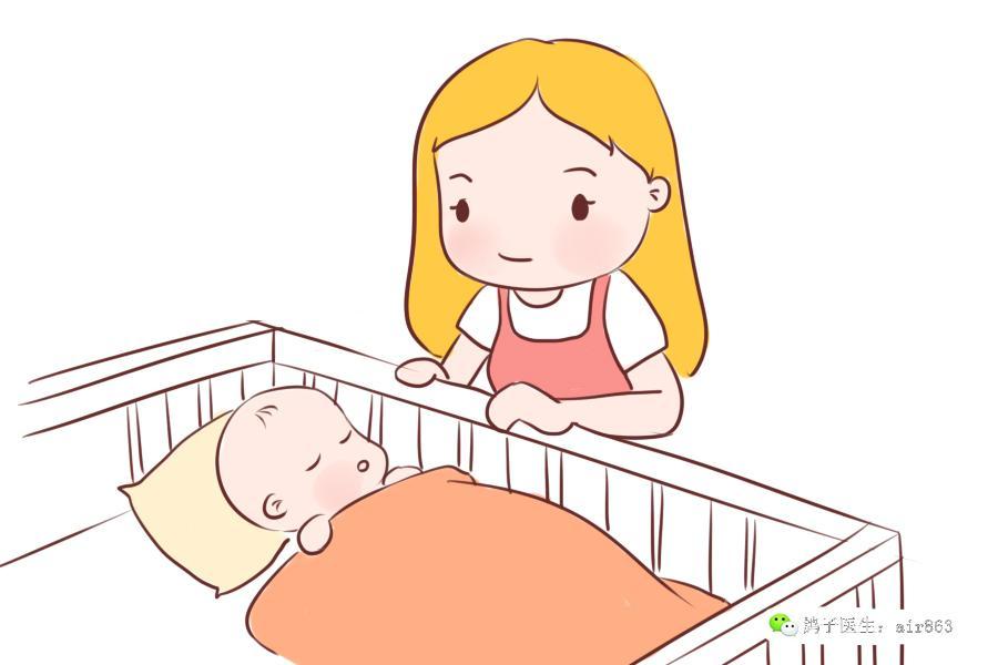 宝妈手绘漫画感谢医生