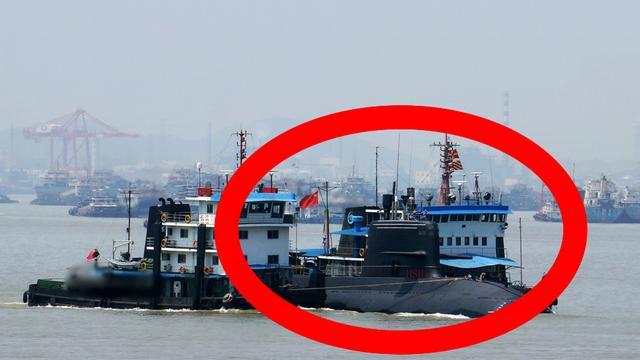 """中国一水下""""怪兽""""战力有多强大?美国大呼无法接受"""
