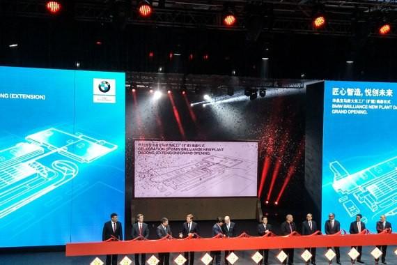 6月28日上市 全新宝马5系Li正式下线
