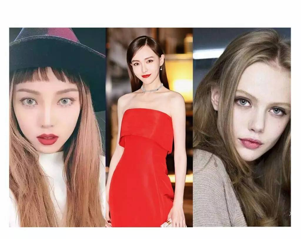 你适合染什么发色你真的知道吗?如何找到自己的发色 时尚潮流 第17张