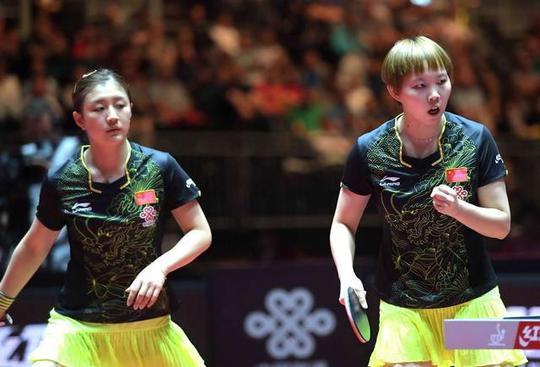 朱雨玲让刘国梁十分满意!刘诗雯:我会打到东京奥运
