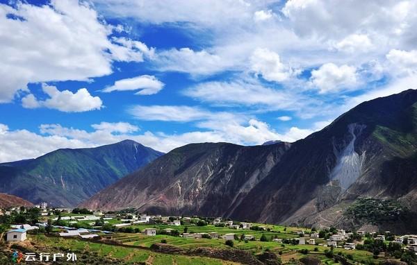暑期丽江到拉萨滇藏川藏线定制之旅澜沧江梅里大峡谷