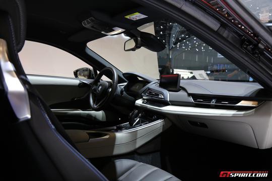 2017日内瓦AC Schnitzer展出改装版宝马i8