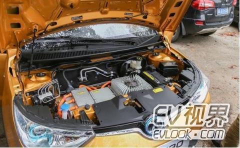 北汽新能源EC180订单量暴涨,电动国民车供不应求