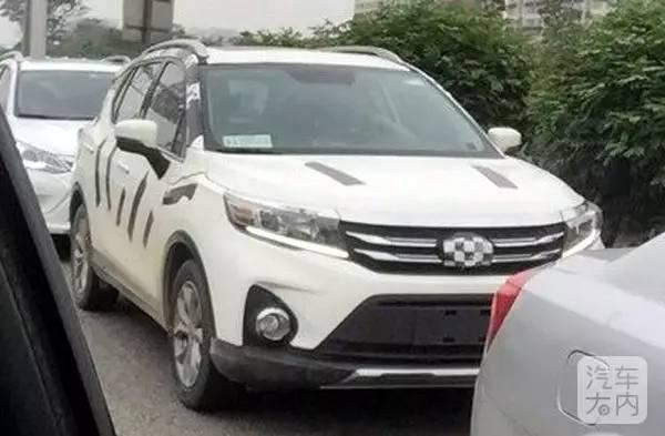 广汽再发力,小型SUV传祺GS3八月底上市