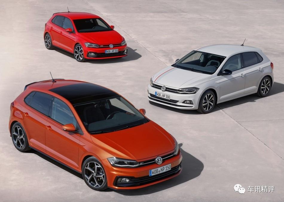 8年磨一剑!大众全新一代Polo于德国正式登场亮相!