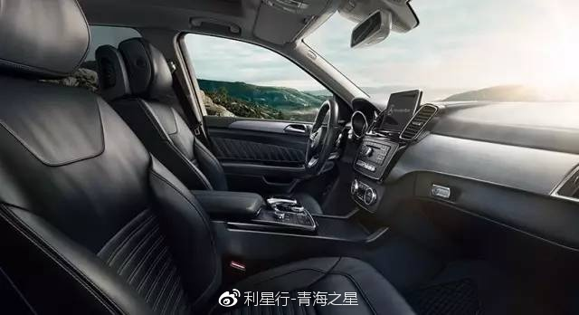 梅赛德斯-奔驰GLE SUV,为理想而奔跑