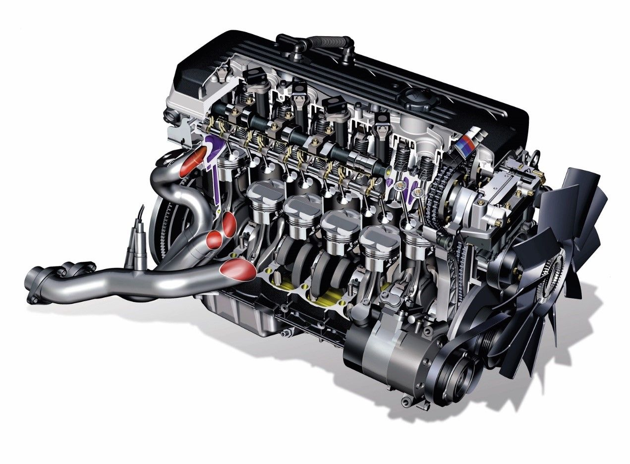 直6自然吸气引擎的巅峰,竟出自欧洲人之手