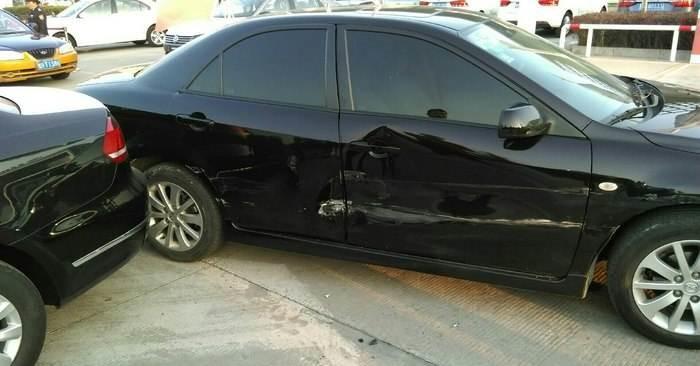 梦里车子被撞