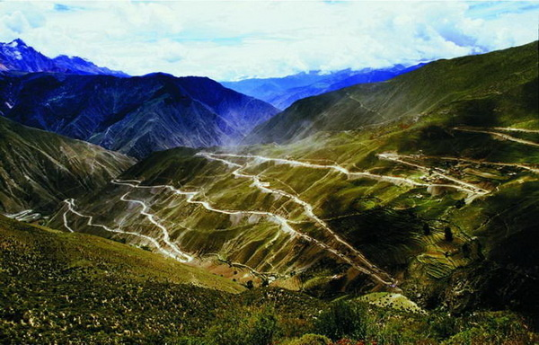 7月15日川藏、稻城,青藏,挑战中国自驾游顶级线路