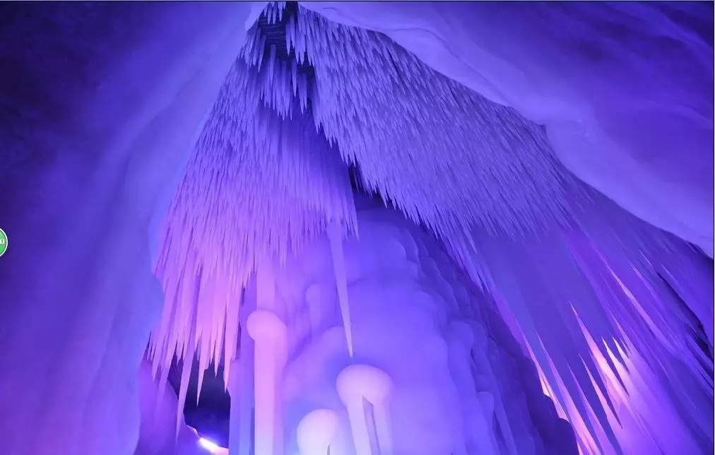 【自驾招募】山西芦芽山,万年冰洞,悬崖栈道活动