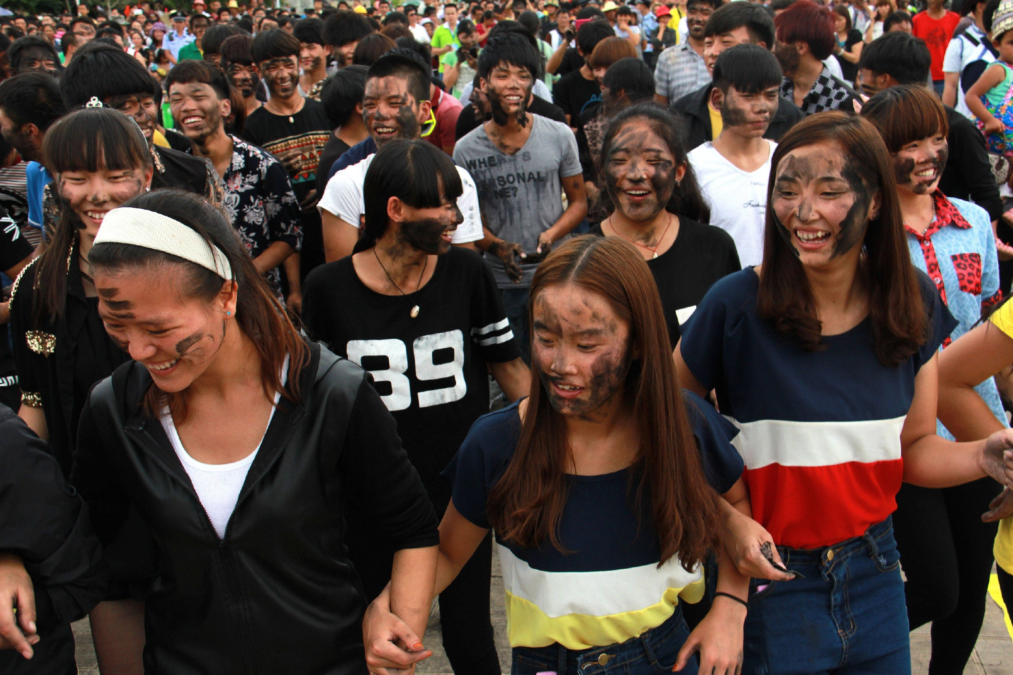 距第十八届中国云南·普者黑花脸节,还有10天!