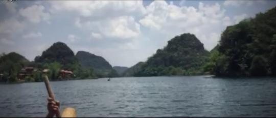 人间至美,竟在山水之间——普者黑 · 在水一方