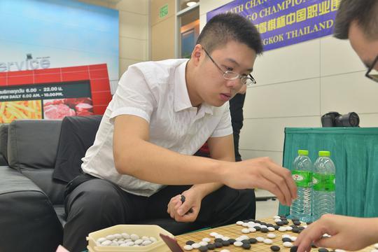 拿下世界冠军再剑指国内冠军 倡棋杯檀啸率先进决赛