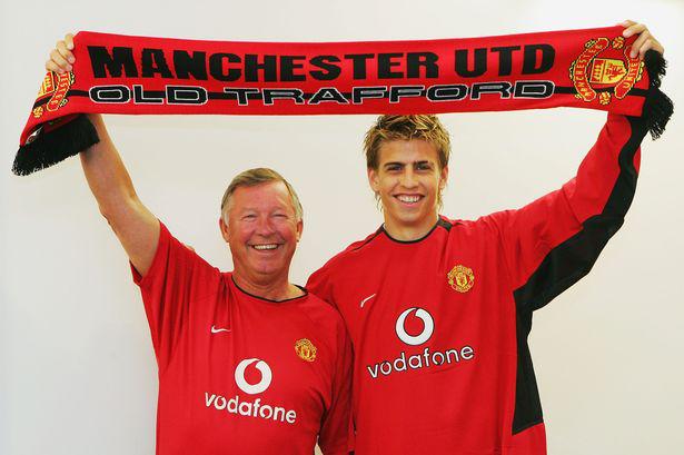 和鲁尼一起加入曼联的3名球星 际遇却全不相同