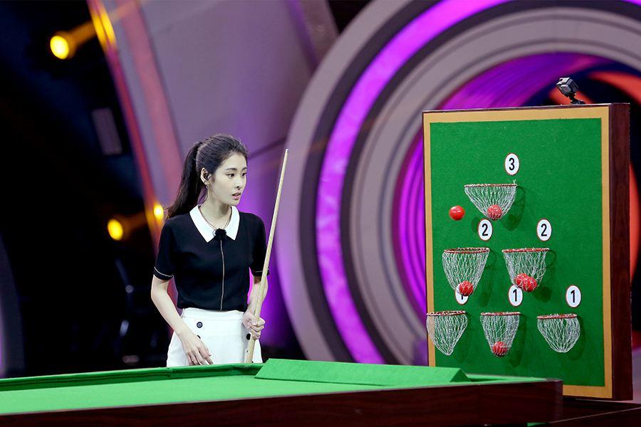 《来吧冠军2》丁俊晖塞尔比加盟 吴尊张碧晨高超技术惊艳众人