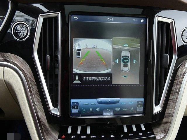 这款大七座SUV颜值高,内饰豪华,卖10万挑战国产车
