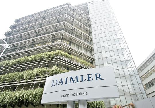 戴姆勒卷入排放门,新能源汽车迎来研发转折点?