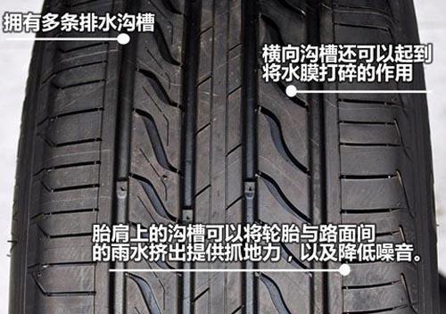 轮胎上的石子有空就抠,塞住了花纹会影响功能