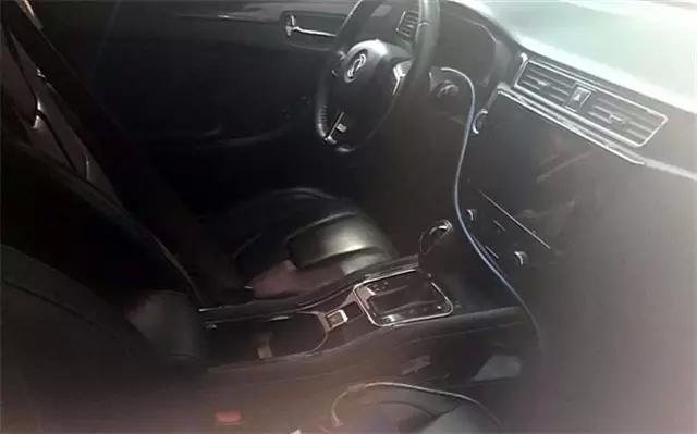 这是东风风光580最便宜的自动挡车型