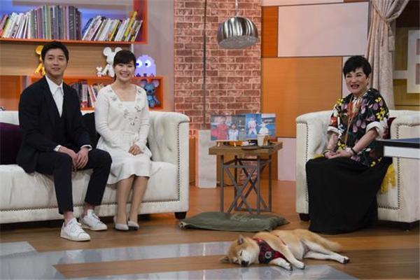 福原爱被中国台北帅气老公迷住:我要为他生三个娃!