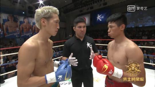 中华铁臂侠疯狂侧踹,日本拳王不服,被打得怀疑人生