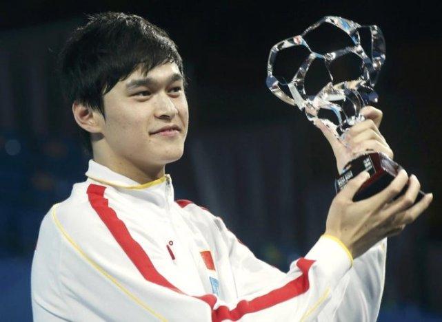 孙杨3金1铜MVP,被赞中国航母,比肩刘翔李娜