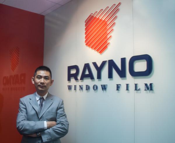 RAYNO 窗膜公司宣布中国区总经理正式就职