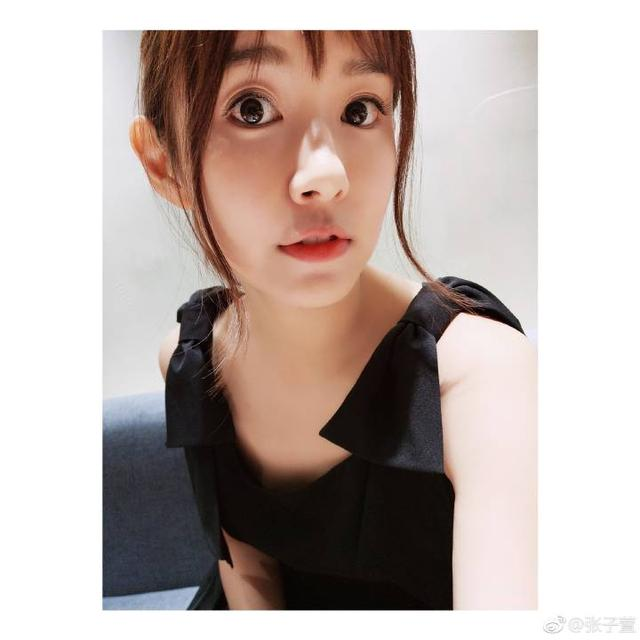 33岁张子萱近照大曝光,陈赫千挑万选了这么一个女人