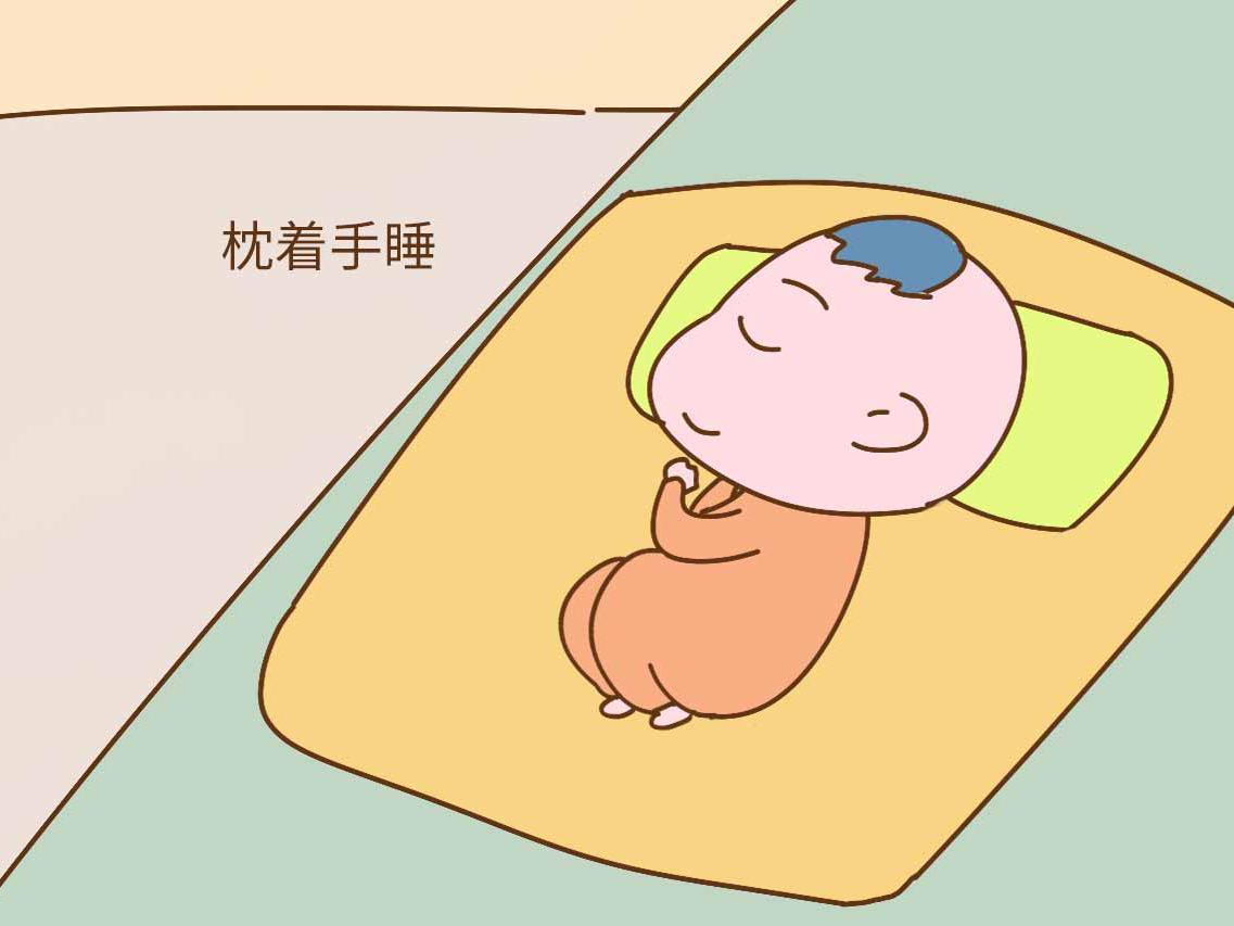 孩子用这3种睡姿睡觉会生病,妈妈要及时帮孩子纠正