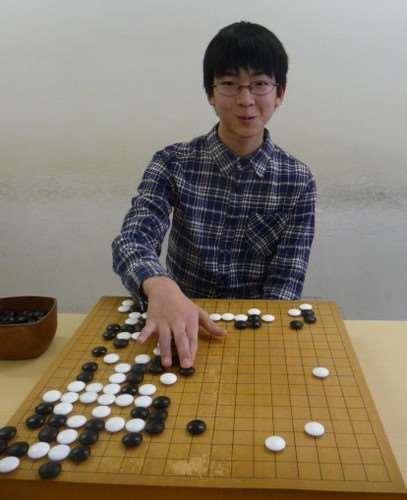 日本围棋的希望之星——芝野虎丸七段