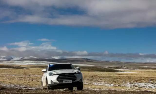 给你一台多少钱的车 你才敢去西藏?