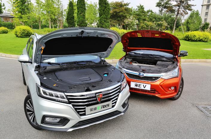 15万纯电动SUV对比,荣威ERX5对宋EV300谁胜算大