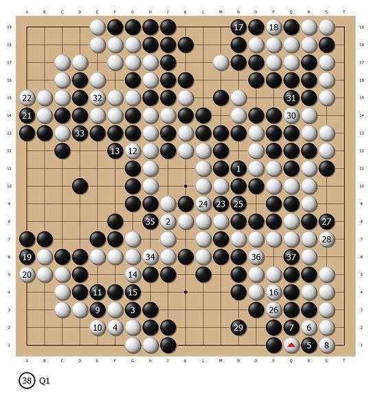 坂田名局系列9:七旬老翁擂台建功 击败中国新锐俞斌