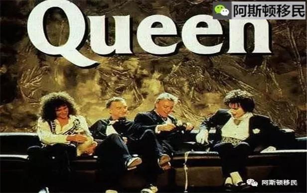 暗黑残念的风格,英国摇滚天团:皇后乐队