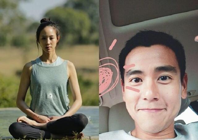彭于晏自拍_并且发了两张与电影票的美美自拍,更让网友惊讶的是艾特了彭于晏,而