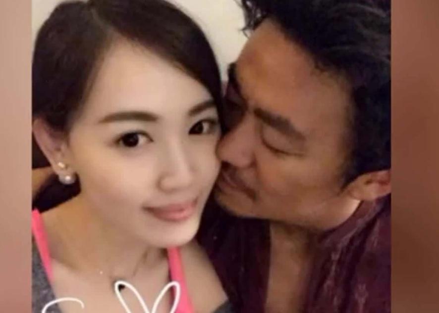 王宝强和他的前妻子马蓉,曾经他们是很幸福的。