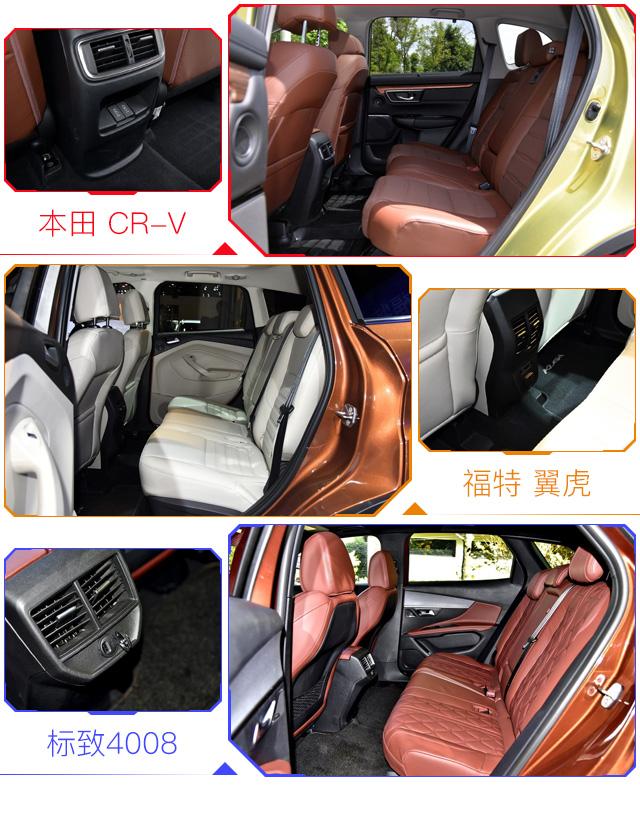 新CR-V天下无敌?这两款SUV非常不服!