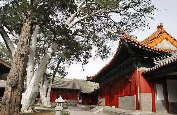北京城的十座古刹流动着的历史,讲述着动人的故事