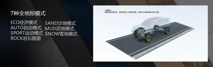 """20万国产车首创多种四驱模式?D90带你换个""""玩法"""""""