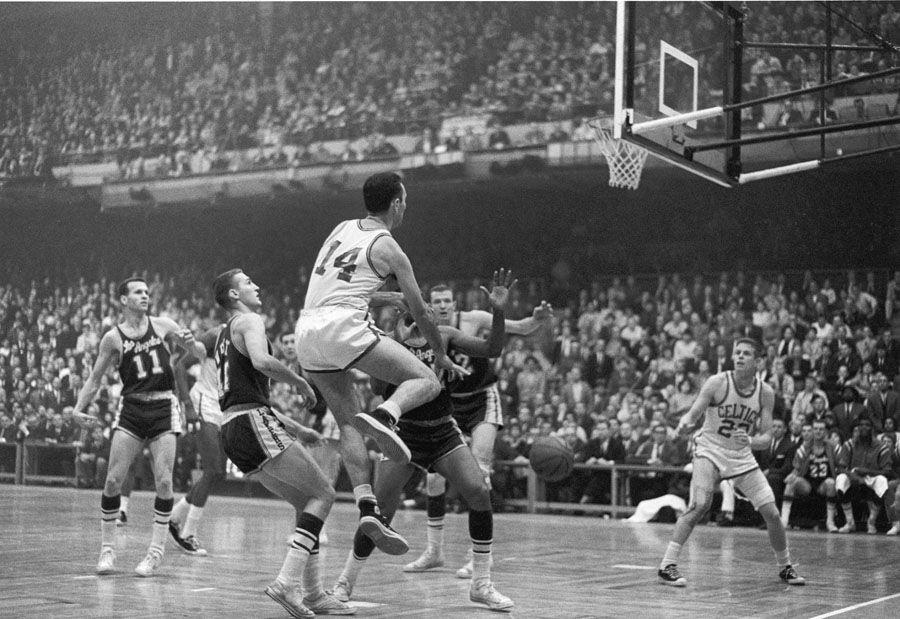 NBA控卫鼻祖曾7年6冠 一荣誉超魔术师和斯托克顿