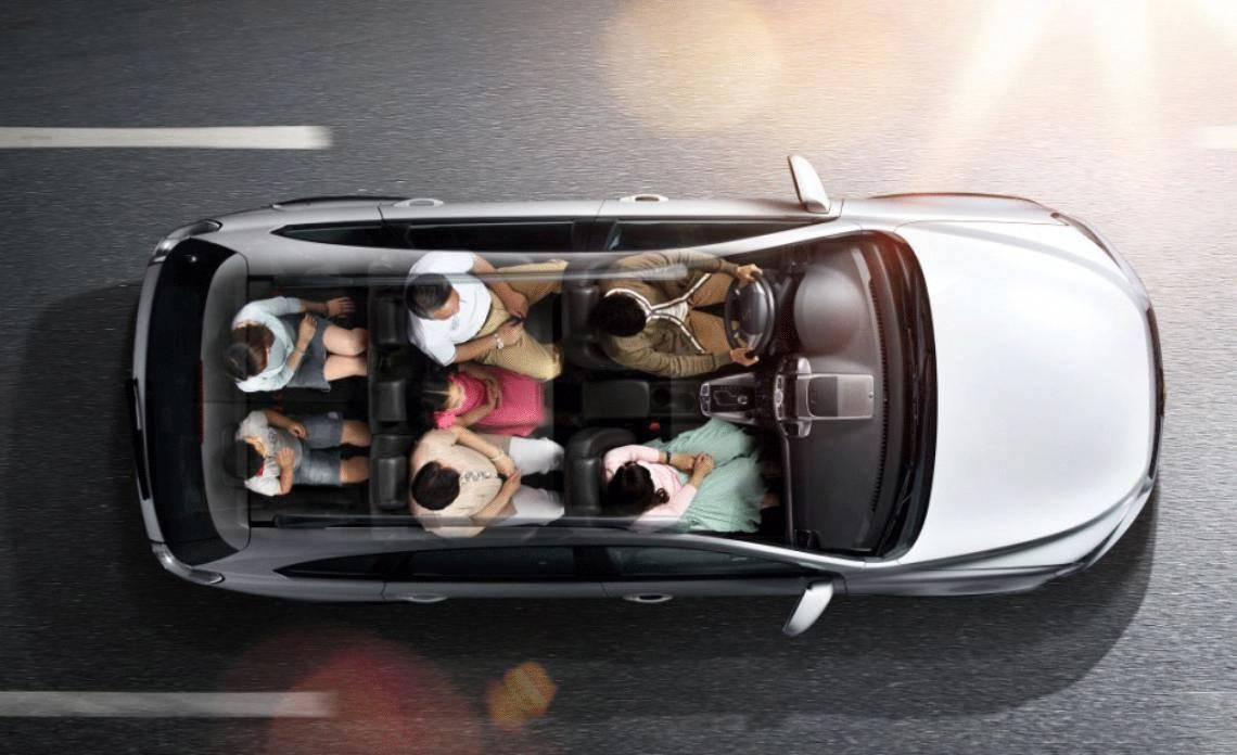 买SUV,到底买5座好,还是7座好?答案在这!