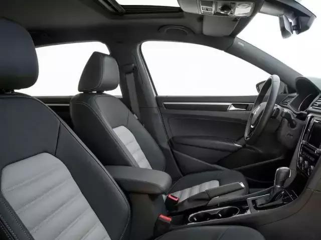 帕萨特GT达搭280马力 颜值超大众CC