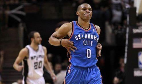 NBA吹手枪谁最帅?科比无人敌,威少力压安东尼!
