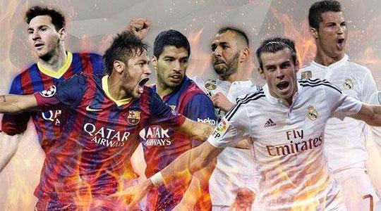 BBC vs MSN!谁才是过去三年西甲最佳进攻组合?