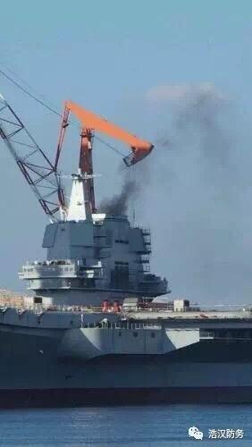 中印两国航母建造竞赛,三哥的速度其实也不慢