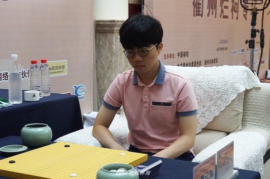 """围甲联赛""""实而不华"""" 中韩新锐PK黄云嵩力挫申旻埈"""
