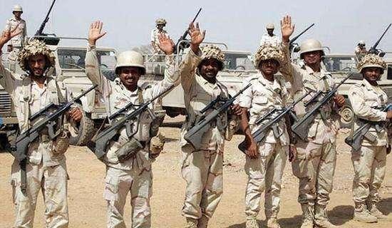 沙特的兵,家里有钱,谁会玩命?根本干不过胡塞武装